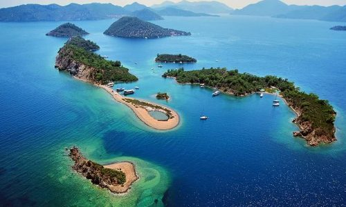 12 Island Boat Trip