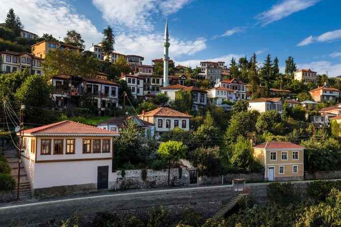 Trabzon sera lake
