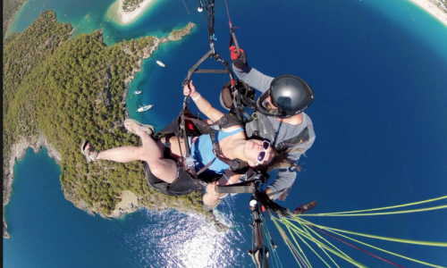 paragliding fethiye tour