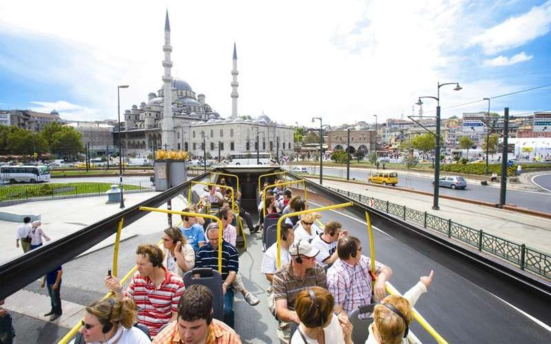 Istanbul Bus Tour