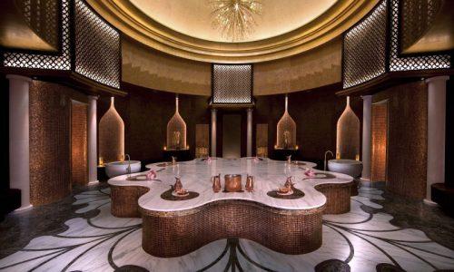 Turkish Bath in Istanbul