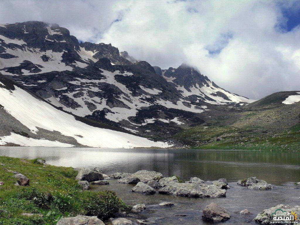 بحيرة السمك من اوزنجول