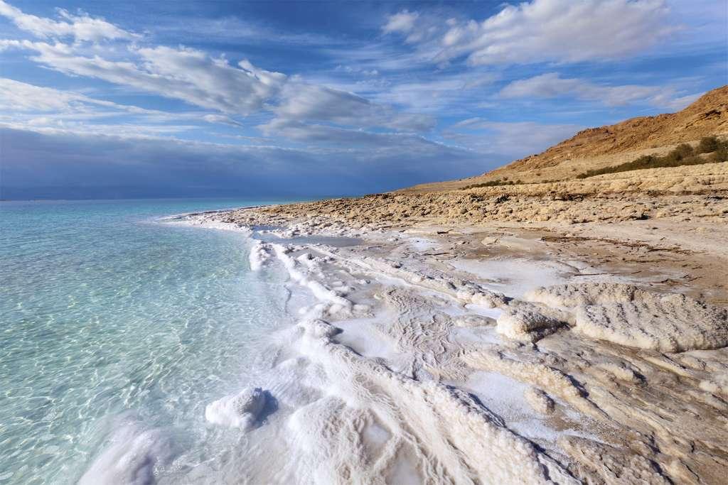 جولة الى البحر الميت