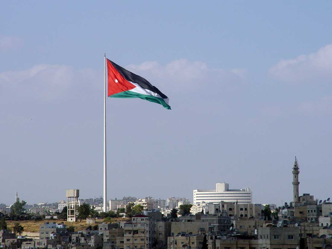 جولة داخل مدينة عمان