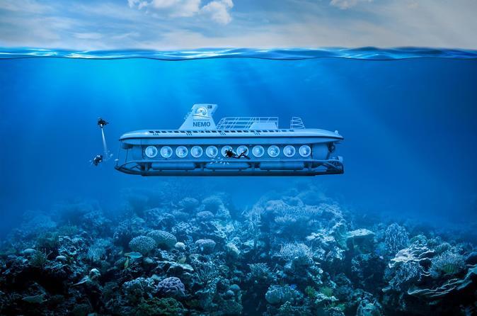 submarine in antalya