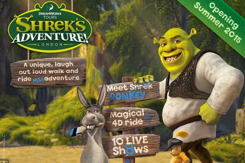 Shrek London