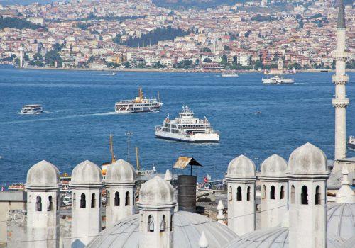 Süleymaniye Cami, İstanbul