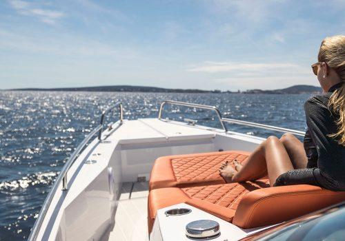 Private Yacht panorama