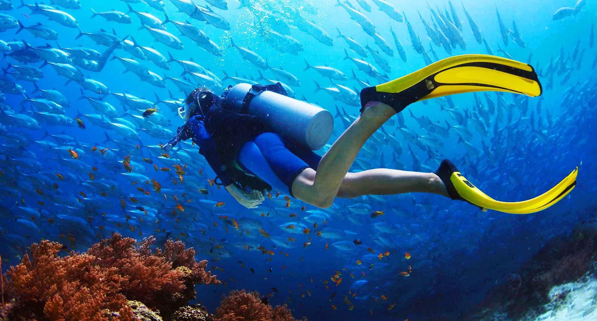 Scuba Diving Risks - Pressure, Depth and Consequences